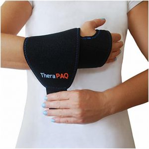 TheraPAQ Wrist Ice Pack Wrap